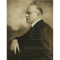 1922 Press Photo David F. Supple, vice chairman of Citizen's Committee