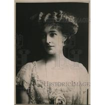 1919 Press Photo Lady Birkenhead wife of Lord Chancellor in England