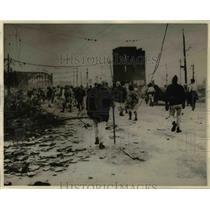1923 Press Photo Japan Earthquake