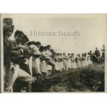 1926 Press Photo Honolulu Scene