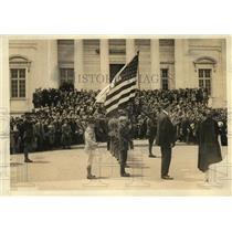1923 Press Photo Philadelphia Veterans of American Legion in Washington D.C.