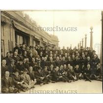 1920 Press Photo War Industries Board in Washington D.C.