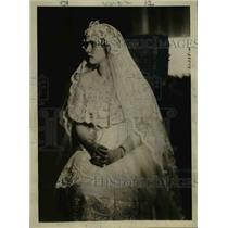 1920 Press Photo Miss Nancy Lake daughter of ex Sec of Interior to wed