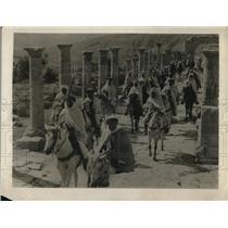 1922 Press Photo Araba, Sheiks wife