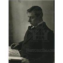 1918 Press Photo Emil Piecko Trotzky's NY janitor