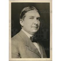 1917 Press Photo Editor Robert H. Davis