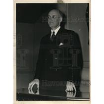 1927 Press Photo Col. Wm. Frew Long