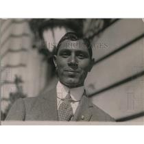 1920 Press Photo Tawfik Salah of Assiut, Egypt, delegate to the second annual