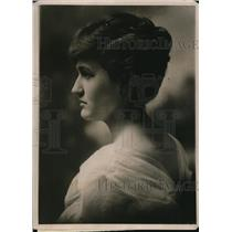 1919 Press Photo Dorothy Elizabeth Copenhaver engaged to Edward Crumston