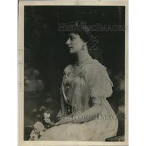 1918 Press Photo The Duchess of Antholl joined the Allied red Cross workers