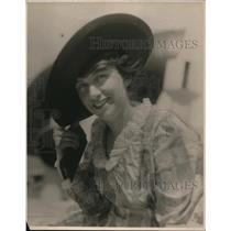 1923 Press Photo Majie Tyrrell Bobbie Scripps Girl