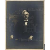 1919 Press Photo Judge J.P. Hobson