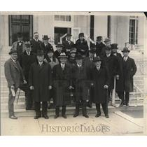 1927 Press Photo Executive Committee of the American Red Cross on Washington DC
