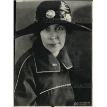 1922 Press Photo Madame Karl Von Lewinski, members of Mixed Claim Commission.
