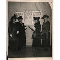 1919 Press Photo Mrs Finley J Shepherd and the Come and See campaign