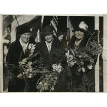 1932 Press Photo Women for International Peace and Freedom