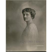 1921 Press Photo Mrs. James Ward Thorne