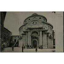 1919 Press Photo Fiume City Hungary