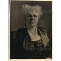 1919 Press Photo Mary Garet Hay of the Women's Movement