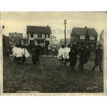 1924 Press Photo New Haven Connecticut Yale Bowl vs. Harvard Football