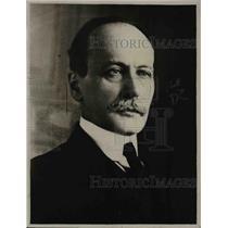 1921 Press Photo French Ambassador Count De Sainte Aulaire To London
