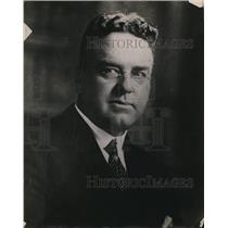 1921 Press Photo Professor Charles Lagerquist