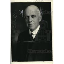 1919 Press Photo William M. Steuart, appointed as Asst. Director of the Census