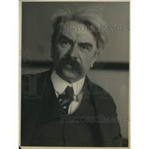 1923 Press Photo A P Cherbak