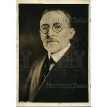 1922 Press Photo Dr. Glen Levin Swiggert of United States Bureau of Education