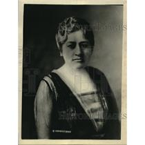 1921 Press Photo Catherine Edson Advisory Committee of American Delegation