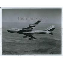 1981 Press Photo The Boeing Supersonic Airliner