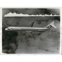 1979 Press Photo First Aircraft Painted Republic Airlines by GATX Leasing Corp.