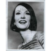 1972 Press Photo Helen Gallagher in a scene from No, No, Nanette