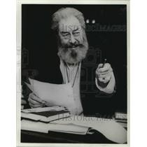 19184 Press Photo Rex Harrison