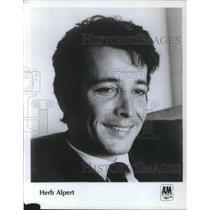 1982 Press Photo Herb Alpert Latin Jazz Composer Musician Singer Tijuana Brass