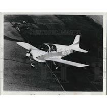 1964 Press Photo Bede BD-1 Airplane piloted by Jamed Bede