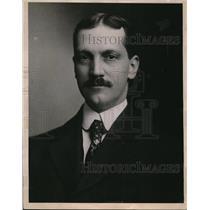 1920 Press Photo Harry Wheeler, Vice president of the Union Thrust Company
