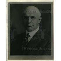 1927 Press Photo C.E. Albert, member of Radio Committee WSA