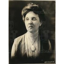 1922 Press Photo Mrs. Mina Van Winkle of Women's Bureau of the Washington
