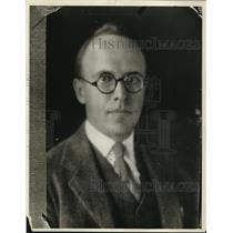 1917 Press Photo Boston-Richard Fuller, treasurer of The Old Corner Book Store