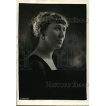 1922 Press Photo Nellie M Scanlan New Zealand press at the Arms Conference
