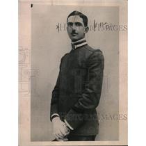 1922 Press Photo Prince Humbert of Italy