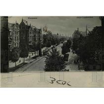1920 Press Photo Warsaw Poland