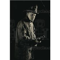 1923 Press Photo Ralph Lervis as Fireman Scott in The Third Alarm