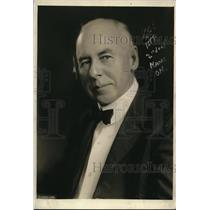 1920 Press Photo Honorable James A. Friar