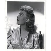1940 Press Photo Actress Mureil Angelus in The Light that Failed