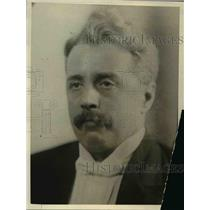 1926 Press Photo Arnold Bennett, Famous Playwright