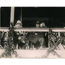 1920 Press Photo Lady Geddes at National Capitol Horse Show in DC