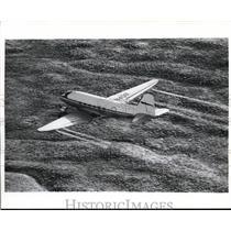 1971 Press Photo U.S. Ari Force befan a 3.3 million acre mosquito spraying