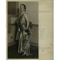 1922 Press Photo Mrs. Emery H. Kowlos